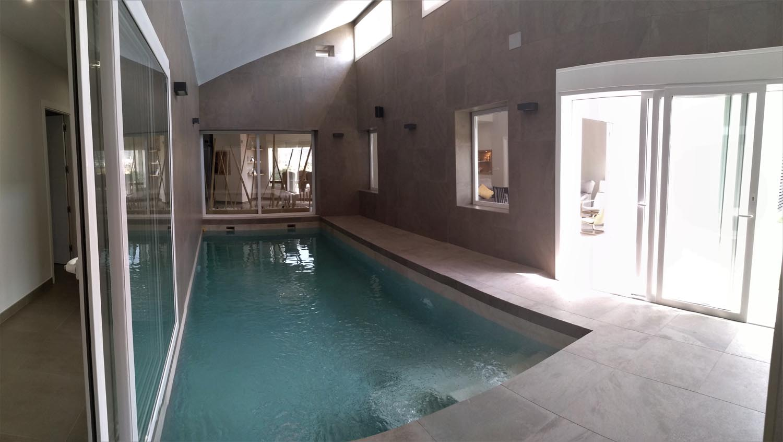 Vivienda piscina